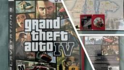 6 Jogos Playstation3: AC Black Flag, COD Black Ops, Dante's Inferno, GTA 4, Oblivion, XCOM