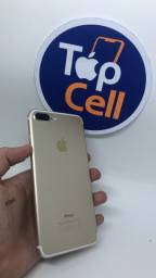 iPhone 7Plus 128G Gold (SEMINOVO) TOPCELL