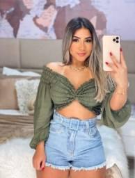 Shorts jeans blogueirinha ?