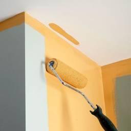 Faço serviço de pintura de residência em geral