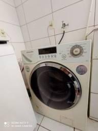 Lavadora e secadora Eletrolux