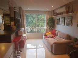 Apartamento à venda com 2 dormitórios em Jardim carvalho, Porto alegre cod:252531