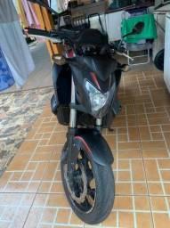 Moto Honda CB 650 F