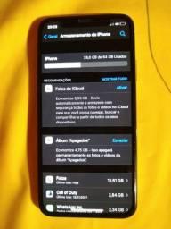 Vendo iPhone X 64 gb faço trocas em outro iPhone