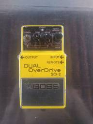 Pedal Boss Dual Overdrive sd-2