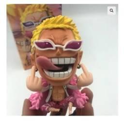 Vendo One Piece Donquixote Doflamingo Figura De Ação 11cm