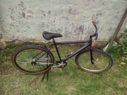 Bicicleta aro 26,freio contra pedal, vintage