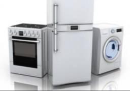 Geladeira máquina de lavar lavadora conserto em a domicílio