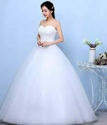 Vestido De Noiva Importado De Pronta Entrega TAM (M)