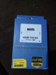 Adaptador AV para HDMI