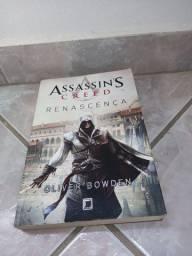Livro Assassin's creed