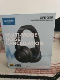 Headphone Bluetooth Anker Soundcore Life Q30