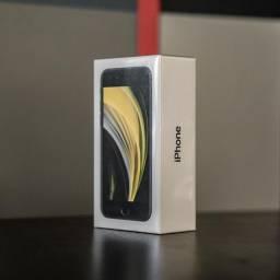 IPhone SE - 64gb Preto (Lacrado C/ Nota Fiscal)