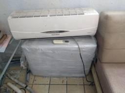 Vendo aparelho de ar-condicionado Splinter 12.000 BTUS
