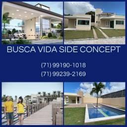 Busca Vida , Casas 3 / 4 , Área 120m² , Busca Vida Side Concept
