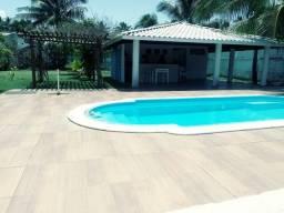Casa na ilha pé na areia