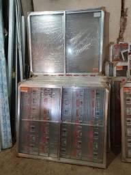 Janela de Alumínio e Vidro Promoção
