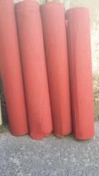 Tapetes vermelhos para casamentos e grandes eventos e cerimônias.