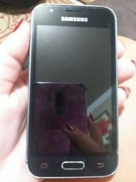 Vendo dois celulares Samsung  j1 mimi