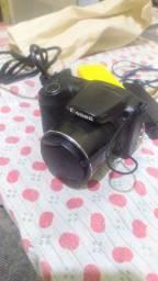 Câmera nova Canon semi profissional