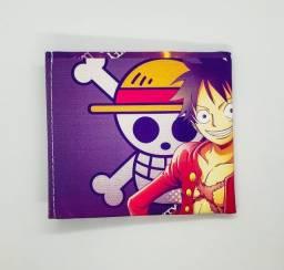 Carteira de Lona Monkey D. Luffy - One Piece