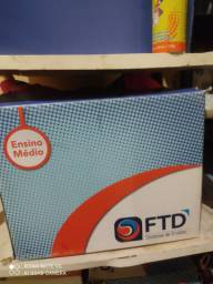 Kit livros FTD 3°ano ensino médio