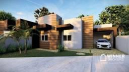 Casa com 2 dormitórios à venda, 64 m² por R$ 205.000,00 - Eco Vale - Sarandi/PR