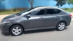 Honda city ano 2011 completo flex veículo impecável apenas 35.000