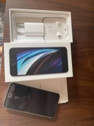 iPhone SE 2020 128 gb novo
