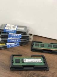 Vendo Memórias RAM 4gb Kingston| Em excelente estado de conservação