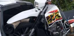 XR 200r emplacada RARIDADE a mais nova da OLX