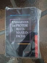 Fundamentos da Prótese Buco - Maxilo - Facial, livro novo