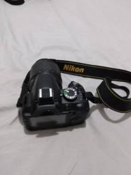 Camera Nikon D3100- seminova