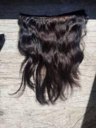 Vendo extensão de cabelo humano para aplique