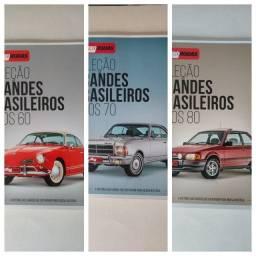 Revistas Quatro Rodas Grandes Brasileiros