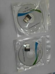 Adaptador wireless/ sem fio USB