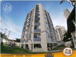 Apartamento com 3 dormitórios à venda, 64 m² por R$ 270.000,00 - Damas - Fortaleza/CE