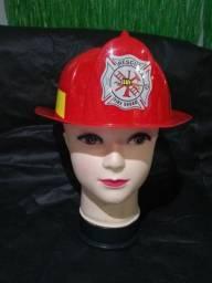 Chapéu bombeiro