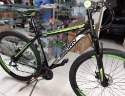 Bicicleta Aro 29 Byorn Alumínio Freio Disco Kit Shimano 21v