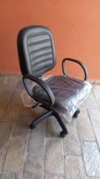 Cadeira diretor com pistão a gás