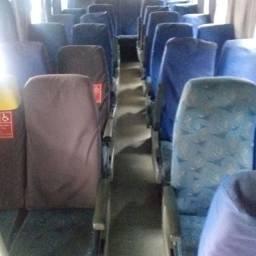 Cadeiras do microonibus  w8
