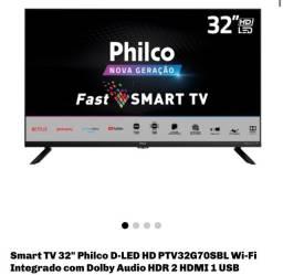 Tv philco smart 32p