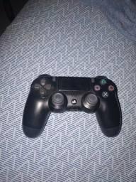 Controle sem fio da Sony ps4 preto