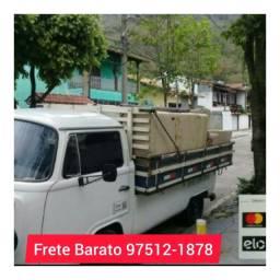 Del Castilho Frete Kombi Pick Up