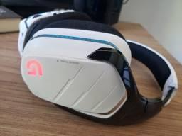 Headset Wireless 7.1 Logitech G933 Artemis Spectrum Snow
