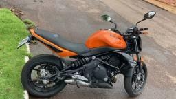 Kawasaki er 2010 6n 650 cilindradas 18900¾