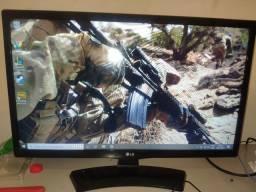 Monitor Tv LG hdmi 24 polegadas