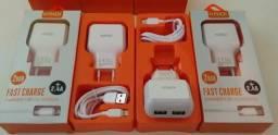 Carregador Iphone Original (Entrega Domiciliar Grátis)