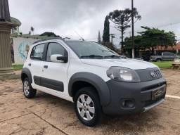 Fiat / Uno Way 2014 - Completo