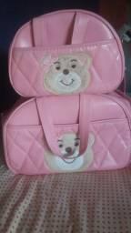 Bolsa de bebê feminina